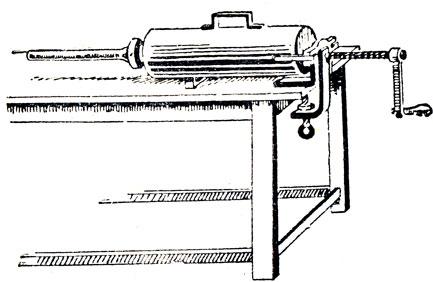 Как сделать шприц колбасный своими руками